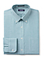 Men's Regular Patterned Tailored Fit Easy-iron Button-down Supima Oxford Shirt