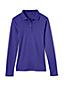 Women's Regular Long sleeve Pima Polo Classic Fit
