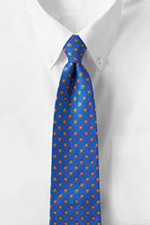 Men's Flower Neat Necktie