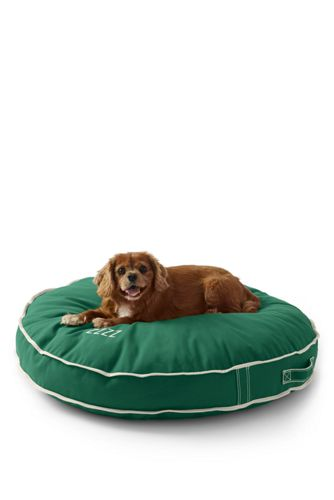 lands end dog bed