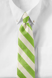 Men's Awning Stripe Necktie