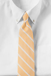 Men's Soft Single Stripe Necktie