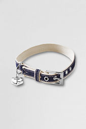 Canvas Pet Collar
