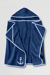 Kids' Anchors Away Hooded Towel