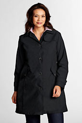 Women's Plus Size Sunshower Coat