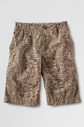 Boys' Beach Print Shorts