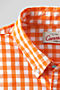 Brilliant Orange Gingham Thumbnail 2