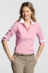 Women's Pattern Perfect Stretch Poplin Shirt