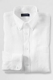Men's Tailored Fit Irish Linen Shirt
