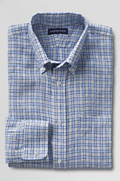 Men's Traditional Fit Irish Linen Shirt