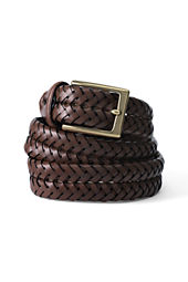 Men's Braid Dress Belt