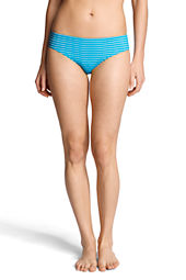 Women's SwimMates Stripe Mid Rise Bottom