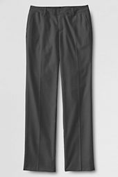 Women's Plain Front Dress Pants