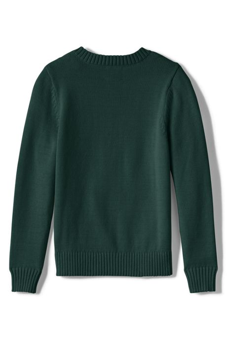 Little Girls Drifter V-neck Pullover