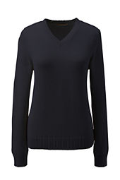 Women's V-neck Drifter Sweater