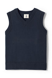 School Uniform Girls' V-neck Drifter Sweater Vest