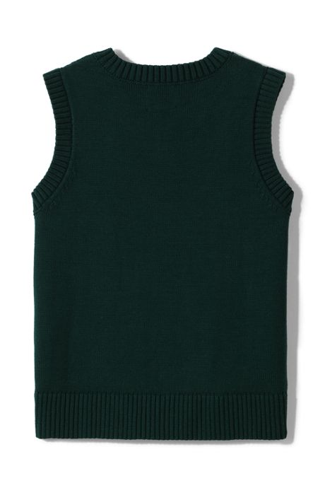 Girls Drifter V-neck Vest
