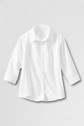 NQP Women's 3/4-sleeve Oxford Shirt
