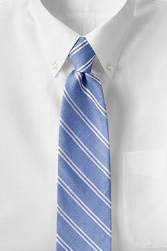 Oxford Stripe Necktie 414849