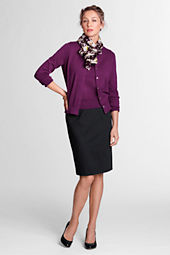 Women's Ponté Pencil Skirt