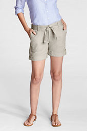 "Women's Fit 2 Linen Cotton 7"" Shorts"