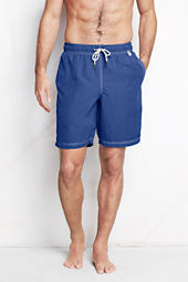 "Men's 9"" Solid Volley Swim Shorts"