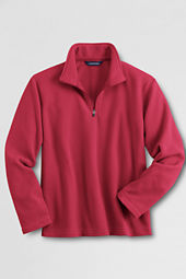 Women's Fleece Half-zip Pullover