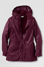 Girls' System Rain Jacket