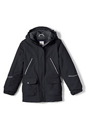 School Uniform Squall Parka