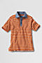 Chrome Orange Polo Stripe Thumbnail 0