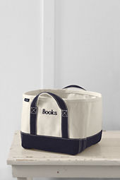 School Uniform Canvas Storage