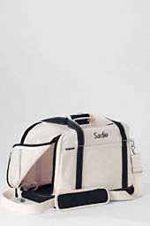 Canvas Duffel Pet Carrier