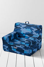 Kids' Camouflage Snug Harbor Chair Cover