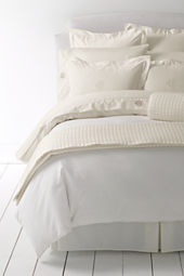 400-count No Iron Solid Supima Duvet Cover or Sham