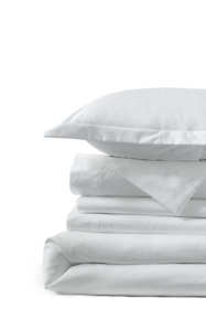 No Iron Supima Solid Duvet Cover