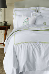 Hotel Sateen Rope Embroidered Bedding
