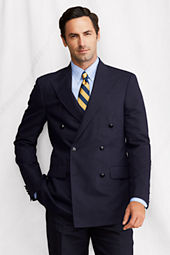 Men's Traditional Linen 6-button Admiral Jacket