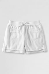 Girls' Active Terry Shorts