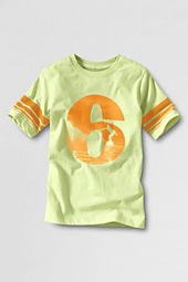 Boys' Short Sleeve Summer 6 Graphic T-shirt