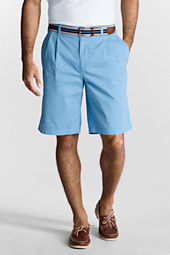 "Men's 11"" Pleat Front Spring Chino Shorts"