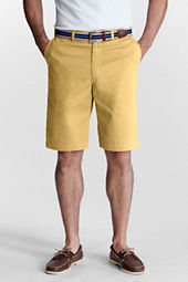 "NQP Men's 11"" Plain Front Spring Chino Shorts"