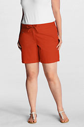 "Women's Plus Size Fit 2 Bedford 7"" Shorts"