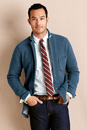 Men's French Terry Blazer