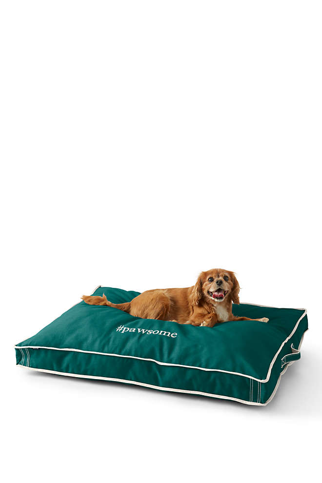Rectangular Canvas Dog Bed Cover, alternative image