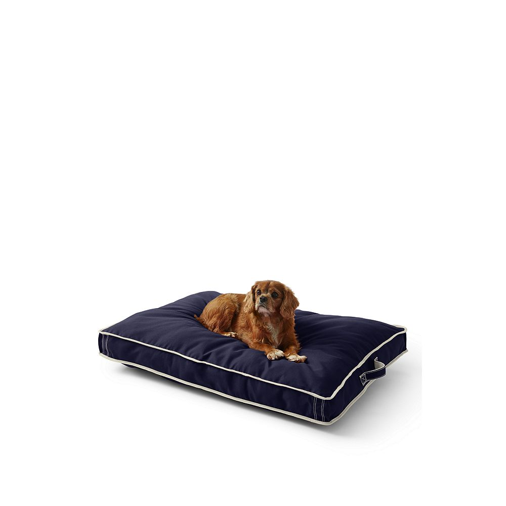 Lands' End Rectangular Canvas Dog Bed Cover at Sears.com