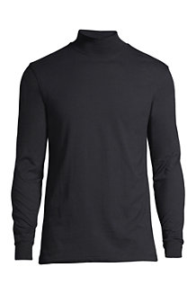 Men's Long Sleeve Super-T™ Polo Neck Traditional Fit