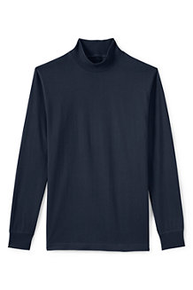 Men's Long Sleeve Polo Neck Super-T