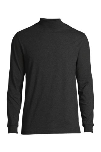 Men\u0027s Super-T Mock Turtleneck