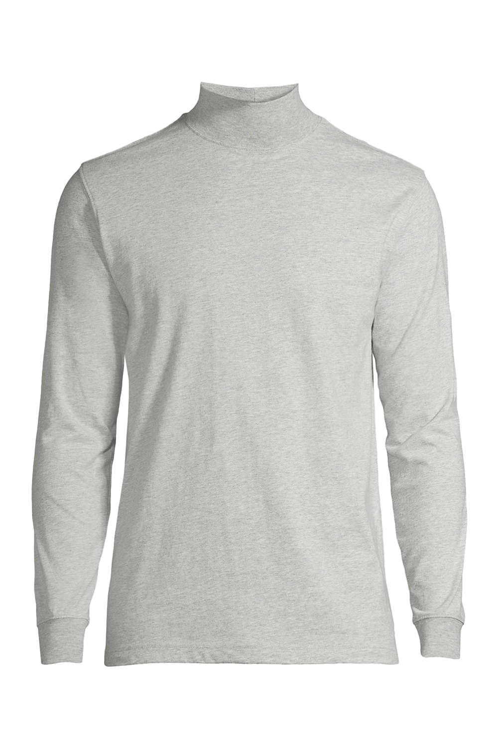 f52fb7f411 Men's Super-T Mock Turtleneck from Lands' End