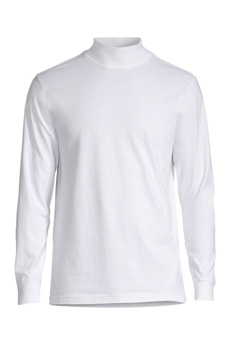 Men's Big & Tall Super-T Mock Turtleneck